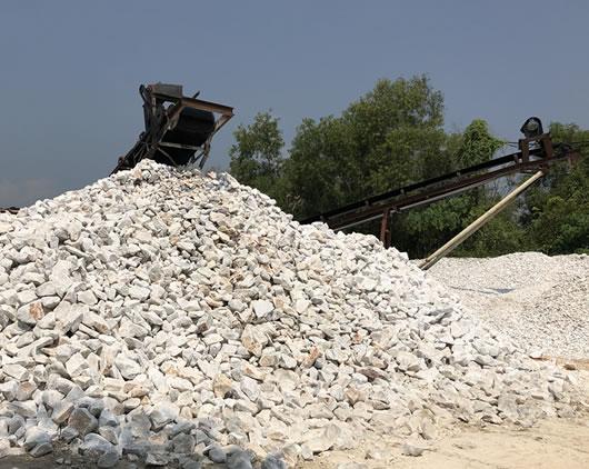 quarry mining & limestone